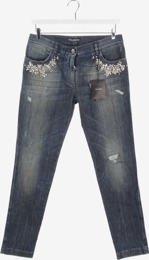 DOLCE & GABBANA Jeans in 31 in blau, Produktansicht