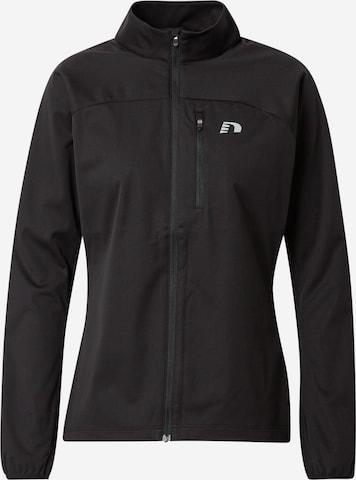 Newline Athletic Jacket 'Core' in Black