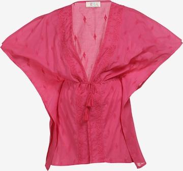 IZIA - Kimono en rosa