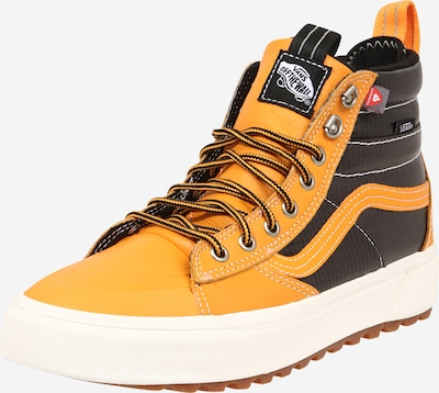 VANS Sneaker in orange / schwarz: Frontalansicht