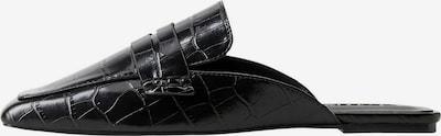 fekete MANGO Papucs 'Aste', Termék nézet