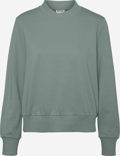 Noisy may Sweatshirt 'Lupa' in grün, Produktansicht