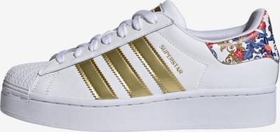 Sneaker low 'Superstar Bold' ADIDAS ORIGINALS pe auriu / mai multe culori / alb, Vizualizare produs