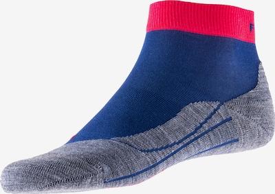 FALKE Athletic Socks in Blue, Item view
