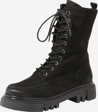 ABOUT YOU Stiefel 'Flora' in schwarz, Produktansicht