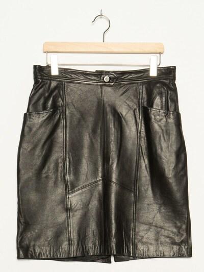 Giorgio Mobiani Lederrock in XL/22 in schwarz, Produktansicht