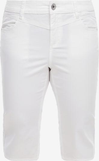 TRIANGLE Hose in weiß, Produktansicht