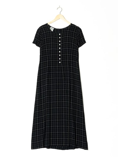 LAURA ASHLEY Dress in L in Night blue, Item view