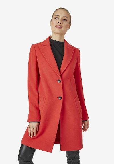 DANIEL HECHTER Mantel in rot, Modelansicht