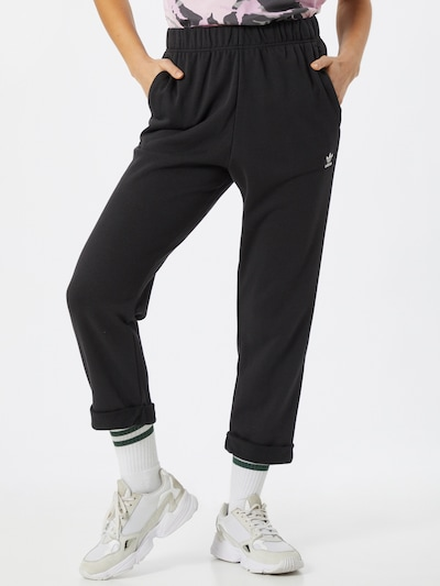 ADIDAS ORIGINALS Trousers 'BF PANTS' in black, View model