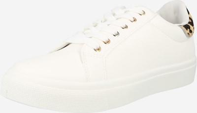Sneaker low 'MANUEL' NEW LOOK pe maro deschis / negru / alb natural, Vizualizare produs