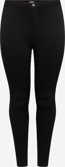Jeans Missguided Plus pe negru, Vizualizare produs