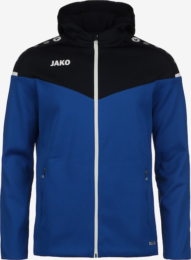 JAKO Jacke 'Champ' in marine / royalblau, Produktansicht