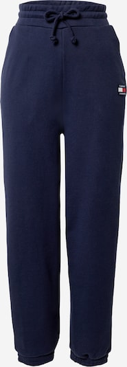 Tommy Jeans Hose in navy / rot / weiß, Produktansicht