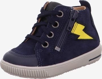 Chaussure basse 'MOPPY' SUPERFIT en bleu