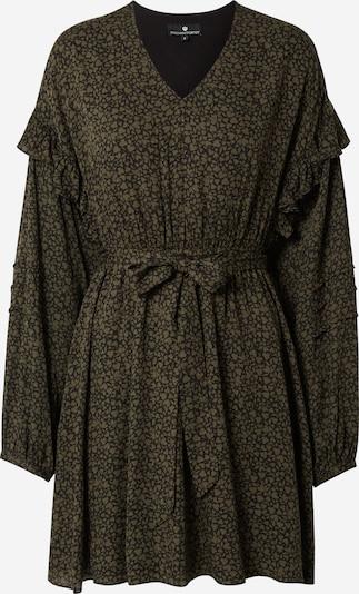 FREEMAN T. PORTER Kleid 'Lusia' in oliv / schwarz, Produktansicht