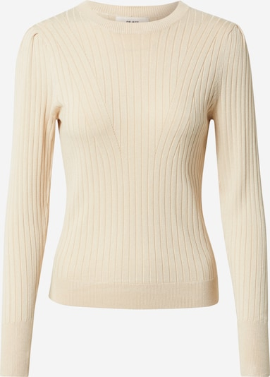 OBJECT Pullover in creme, Produktansicht