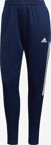ADIDAS PERFORMANCE Sporthose 'Tiro 21' in Blau