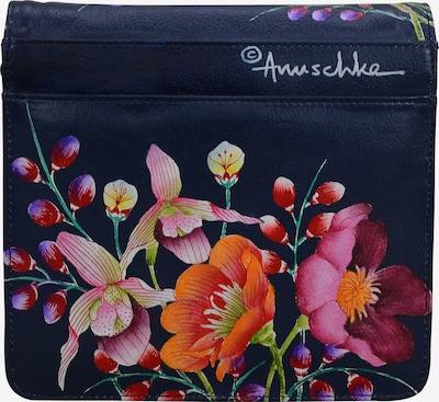 ANUSCHKA Umhängetasche 'Meadow' in blau / lila / mischfarben / rot, Produktansicht