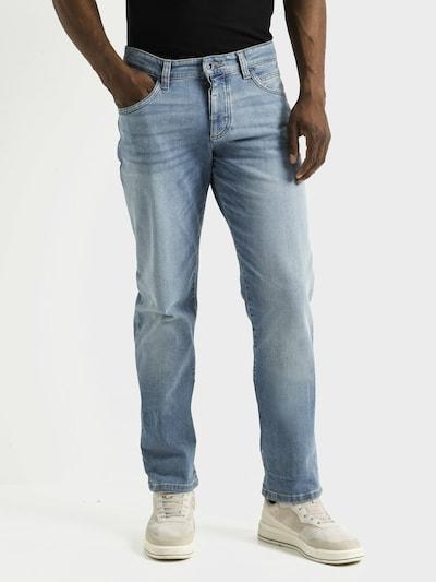 CAMEL ACTIVE Jeans in blue denim, Modelansicht