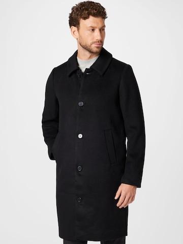 Manteau mi-saison 'Aslan Mac' BRUUNS BAZAAR en noir
