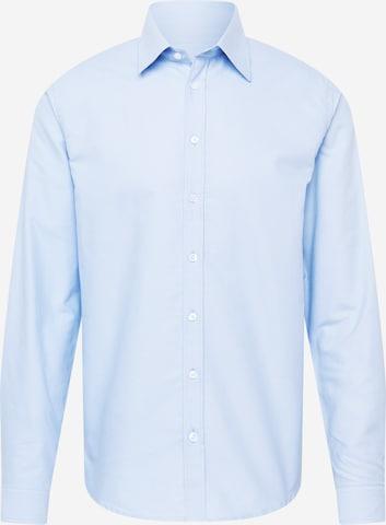 Libertine-Libertine Button Up Shirt 'Babylon' in Blue