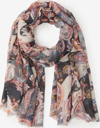 Peter Hahn Modeschal Schal in mischfarben, Produktansicht