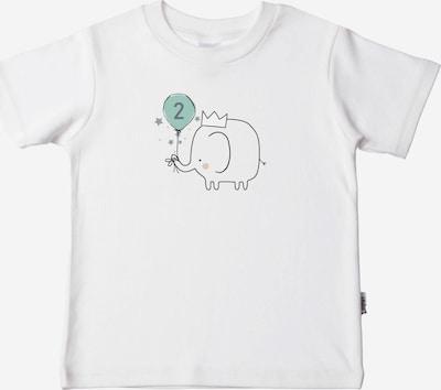 LILIPUT T-Shirt mit coolem 'Elefant 2'-Print in weiß, Produktansicht