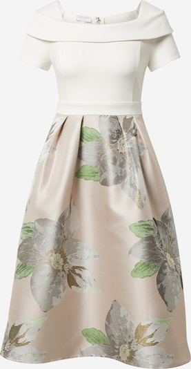 APART Evening dress in Cream / Mixed colours, Item view