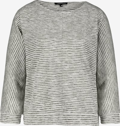 ONE MORE STORY MELANGE - Basic Langarmshirt mit überschnittenen Schultern in mischfarben, Produktansicht