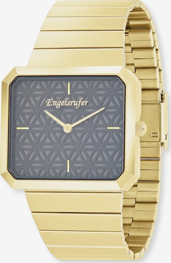 Engelsrufer Analog Watch in Gold / Black, Item view