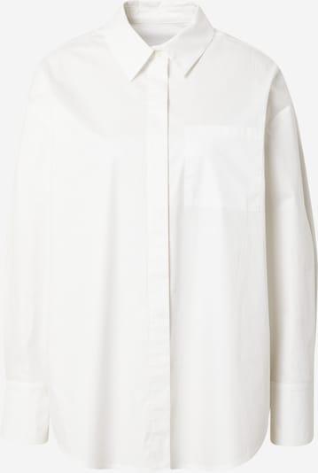 Bluză 'Stella' ABOUT YOU x MOGLI pe alb, Vizualizare produs