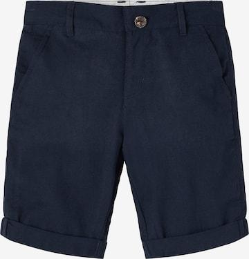 Pantaloni 'Frederik' de la NAME IT pe albastru