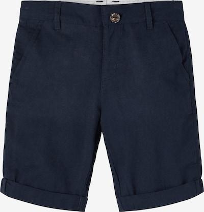 NAME IT Shorts 'Frederik' in nachtblau, Produktansicht