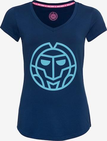 BIDI BADU T-Shirt 'Ulka Lifestyle' in Blau