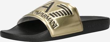 EA7 Emporio Armani Μιούλ σε χρυσό