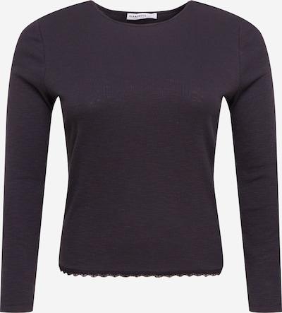 GLAMOROUS CURVE Shirt in schwarz, Produktansicht