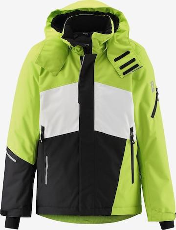 Reima Performance Jacket 'Laks' in Green