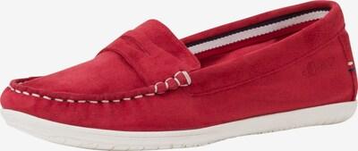 s.Oliver Mokassin in rot, Produktansicht