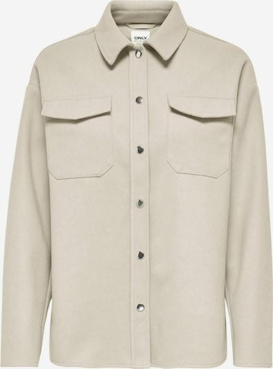 ONLY Hemd in beige, Produktansicht