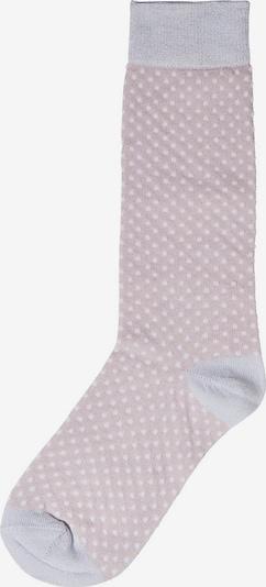 KIDS ONLY Socken 'Manni' in hellgrau / altrosa, Produktansicht