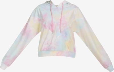 MYMO Pullover in azur / hellgelb / hellpink, Produktansicht