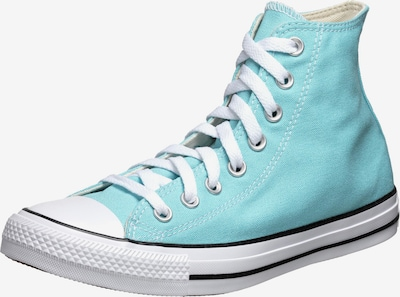 CONVERSE High-Top Sneakers 'CHUCK TAYLOR ALL STAR HI' in Light blue / Black / White, Item view
