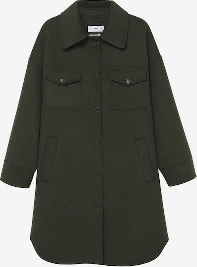Palton de primăvară-toamnă MANGO pe kaki, Vizualizare produs
