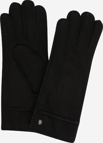 Roeckl Full finger gloves 'Nuuk' in Black