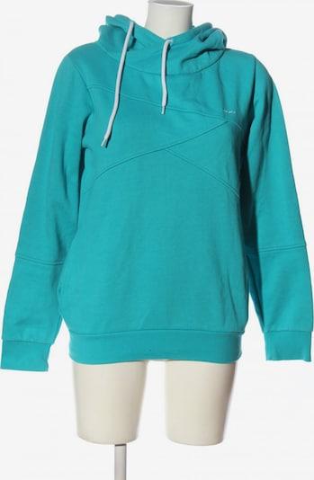 TWINTIP Kapuzensweatshirt in M in türkis, Produktansicht