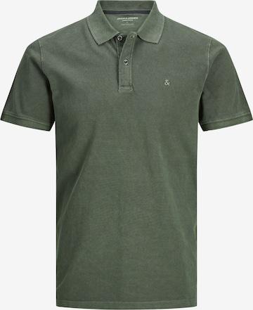JACK & JONES Shirt in Green