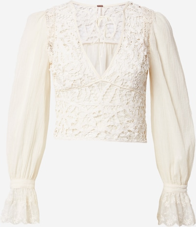 Free People Blouse in Nature white, Item view