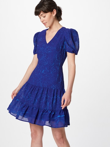 FRENCH CONNECTION Cocktail Dress 'CALANDRA' in Blue