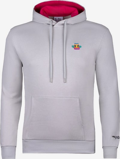 BIDI BADU Sportsweatshirt 'Chief Apache' in grau, Produktansicht